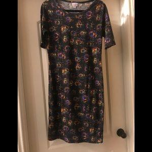 LuLaRoe Dresses - Lularoe Julia dress. Like new condition! Medium